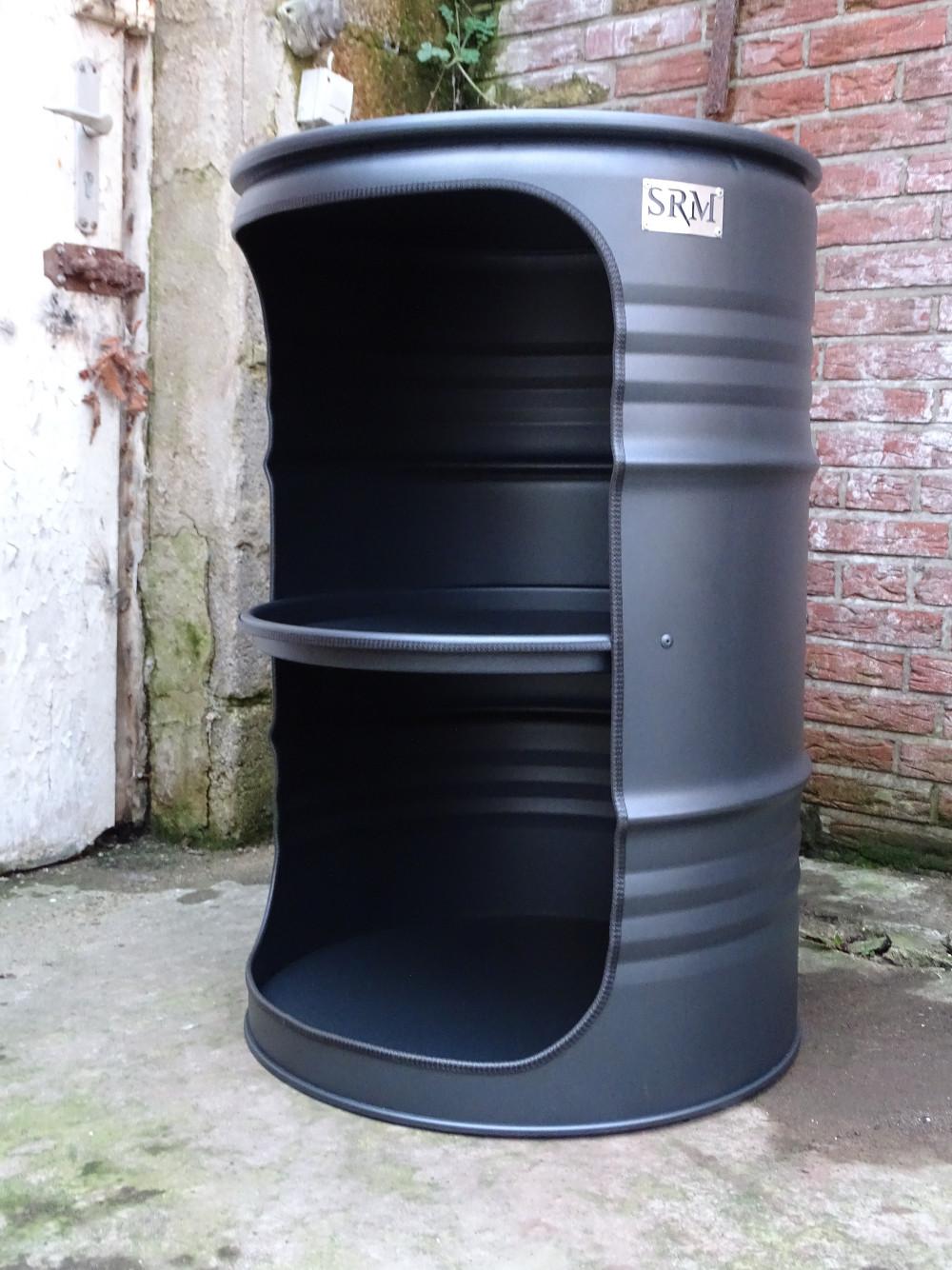 fassm bel design regal lfass 210 liter mit beleuchtung. Black Bedroom Furniture Sets. Home Design Ideas